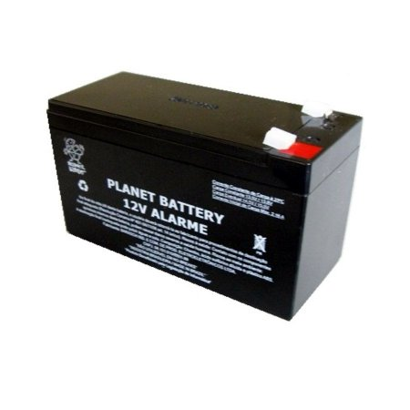 Bateria Estacionária VRLA ( AGM ) Planet Battery 12V – Alarme
