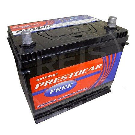 Bateria Prestocar 70Ah – PA70DAF ( Cx. Alta ) – Selada
