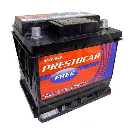 Bateria Prestocar 50Ah – PA50DAF ( Cx. Alta ) – Selada