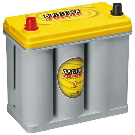 Bateria Optima YellowTop 41Ah - D51 - Alta Performance