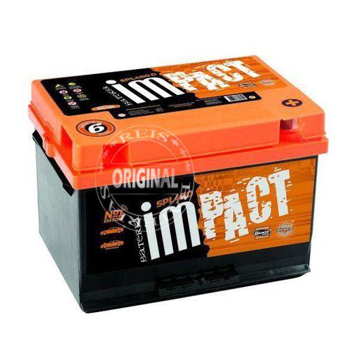 Bateria Impact 80Ah – IS80 D ( Antiga SPL700 ) – Alta Perfomance