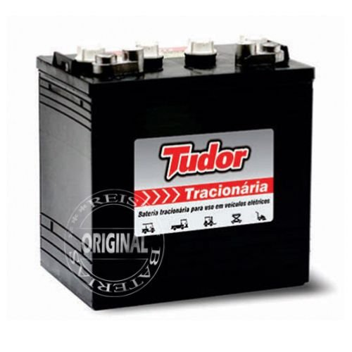 Bateria Tudor Tracionária TT28GGC - 8V - 165Ah