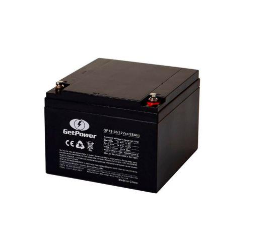 Bateria Estacionária VRLA ( AGM ) GetPower 12V – 28Ah – GP12-28
