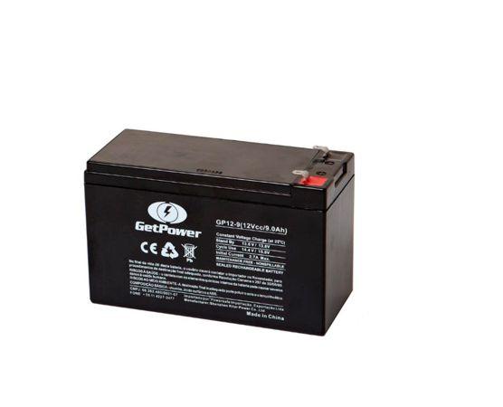 Bateria Estacionária VRLA ( AGM ) GetPower 12V – 9Ah – GP12-9