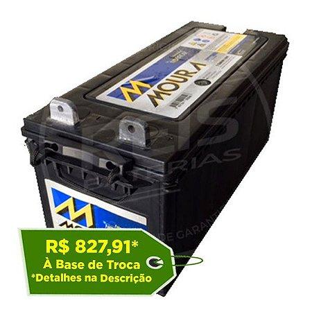 Bateria Estacionária Moura NoBreak 12MN150 - 150Ah