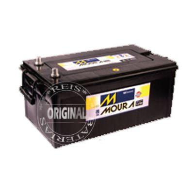 Bateria Moura 200Ah LOG Diesel – M200PD – Original de Montadora