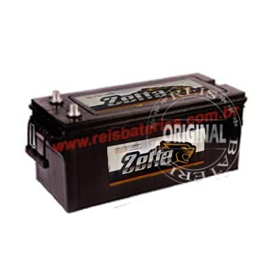 Bateria Zetta 150Ah – Z150D – Fabricação Moura - Selada