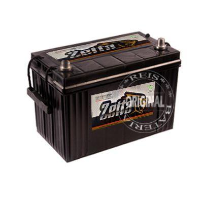 Bateria Zetta 100Ah – Z100E – Fabricação Moura - Selada