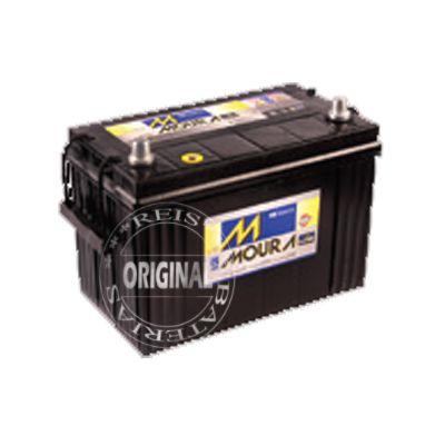 Bateria Moura 90Ah – M90TD / M90TE – Original de Montadora