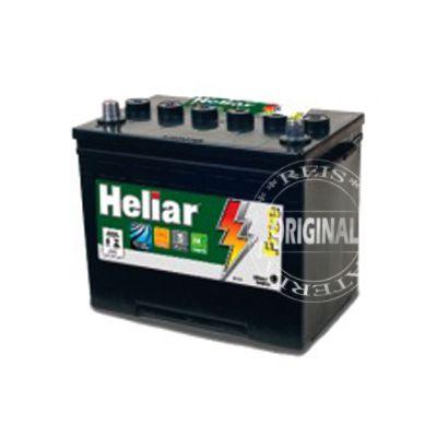 Bateria Heliar 75Ah – HL75LD / HL75LE – Original de Montadora