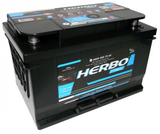 Bateria Herbo Free 70Ah – HF70PSTD / HF70PSTE – Livre de Manutenção