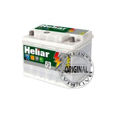 Bateria Heliar 60Ah – SL60HD ( Cx. Alta ) – Original de Montadora