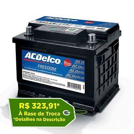 Bateria ACDelco 60Ah – ADR60DD / ADR60DE – Original de Montadora