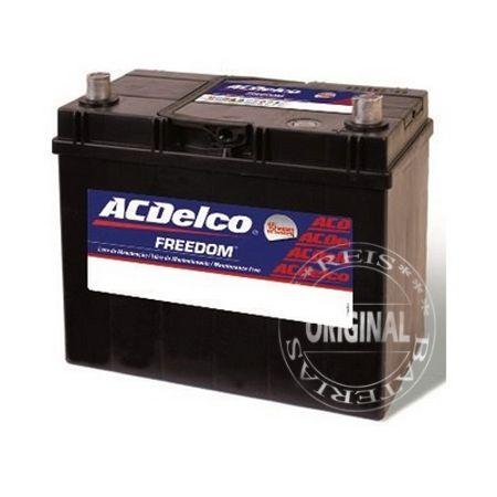 Bateria ACDelco 50Ah – ADR50JD / ADR45JE – Original de Montadora