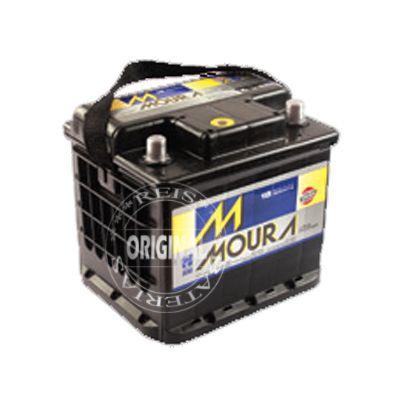 Bateria Moura 50Ah – M50ED ( Cx. Alta ) – Original de Montadora