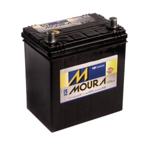 Bateria Moura 40Ah Fit – M40SD – Original de Montadora
