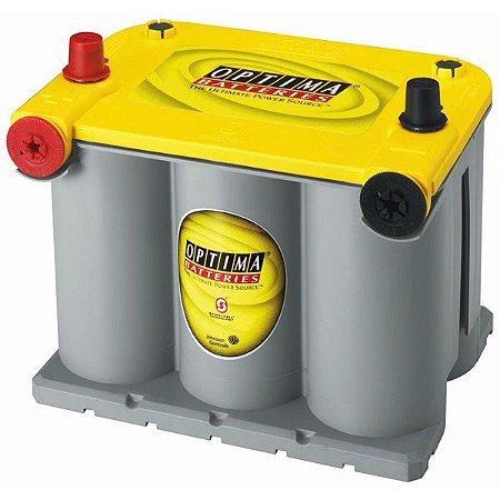 Bateria Optima YellowTop 48Ah - D75/25 - Alta Performance