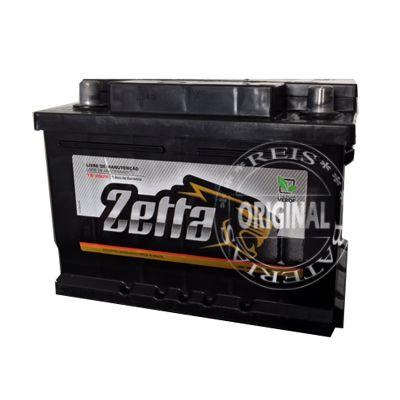 Bateria Zetta 50Ah – Fabricação Moura - Selada