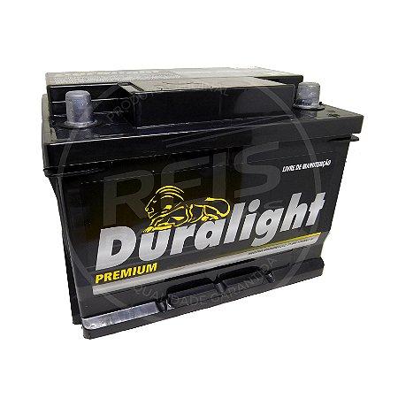 Bateria Duralight Selada 60Ah – DL-2D+ /DL-2E+ – Fabricação Cral