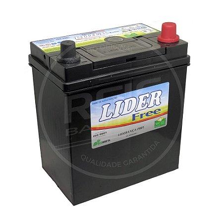 Bateria Lider Free 40Ah - JJF40HD - Selada