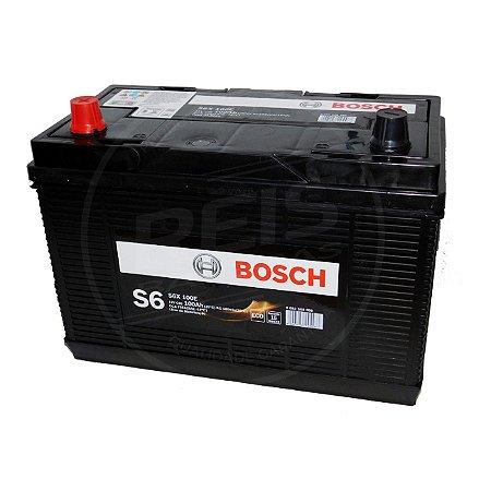 Bateria Bosch 100Ah - S6X100E - 15 Meses de Garantia