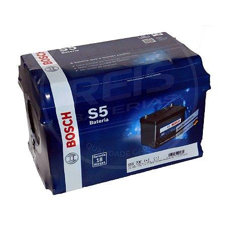 Bateria Bosch 70Ah - S5X70D / S5X70E - 18 Meses de Garantia