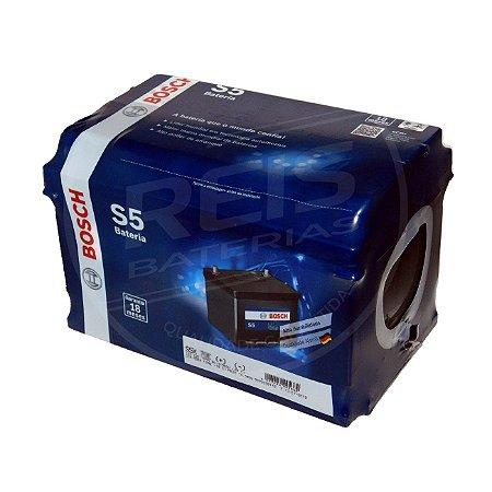 Bateria Bosch 75Ah - S5X75DH ( Cx. Alta ) - 18 Meses de Garantia