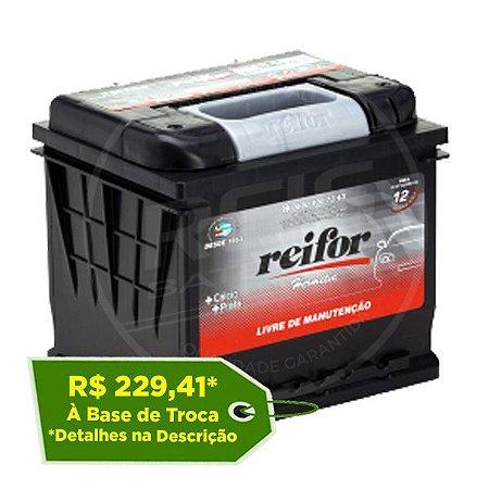 Bateria Reifor Hermetic 50Ah - H50PALD ( Cx. Alta ) - Selada