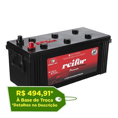 Bateria Reifor 150Ah - RP150MCD - Livre de Manutenção