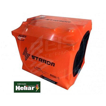 Bateria Strada 45Ah - ST45BD - Fabricação Heliar - Selada