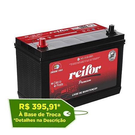 Bateria Reifor 105Ah - R105MFY - Livre de Manutenção
