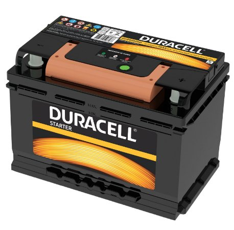 Bateria Duracell 70Ah – DUFS70PSD – 18 Meses de Garantia