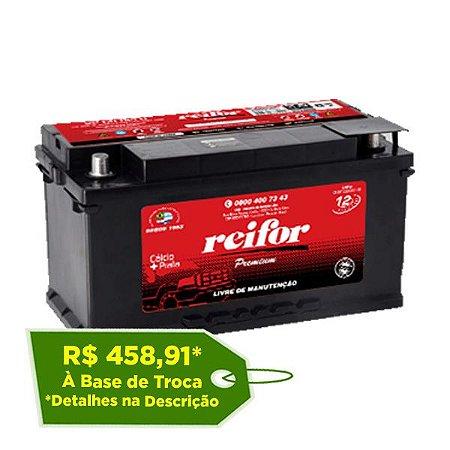 Bateria Reifor Premium 95Ah - RP95SPRD - Livre de Manutenção