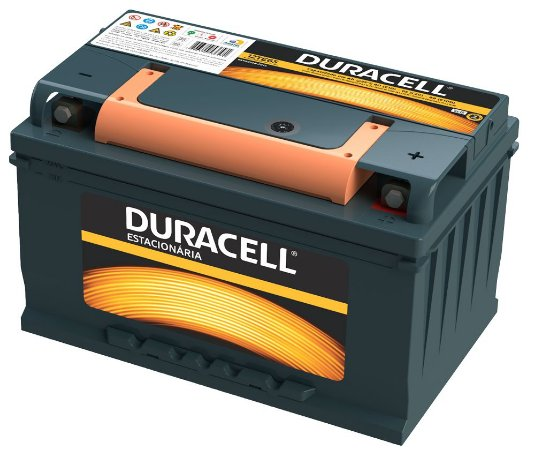 Bateria Estacionária Duracell 12v 68ah