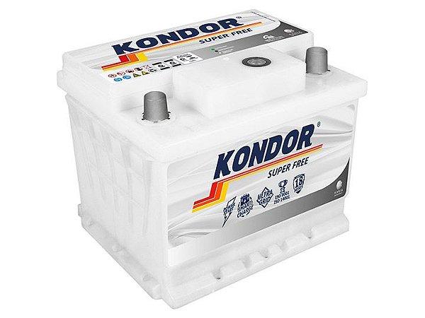 Bateria de Carro Kondor Super Free 48Ah - SF18PL