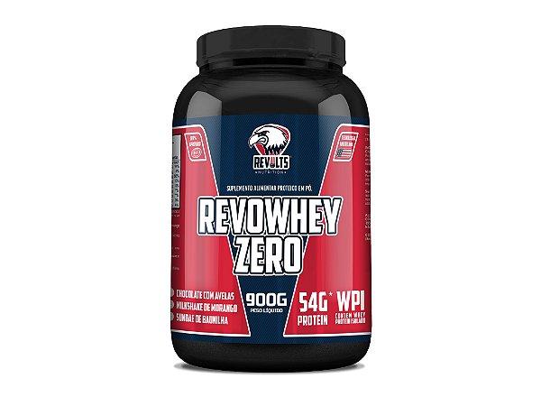 RevoWhey Zero 900g - Revolts Nutrition
