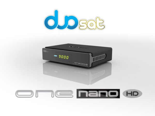 DUOSAT ONE NANO HD - ACM