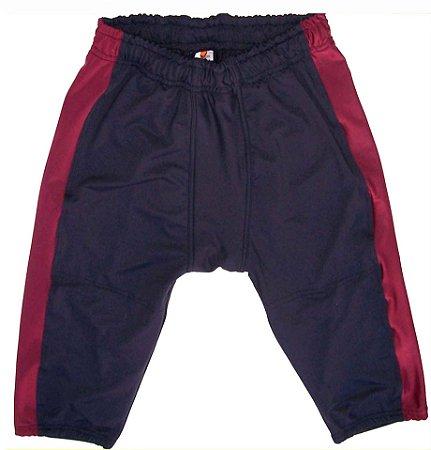 Calça Spartans ATLETA (preta com faixa vermelha)