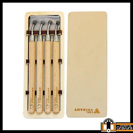 Kit de Roletas Arteína (vários tamanhos)