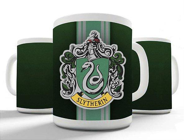 Caneca Hogwarts - Sonserina
