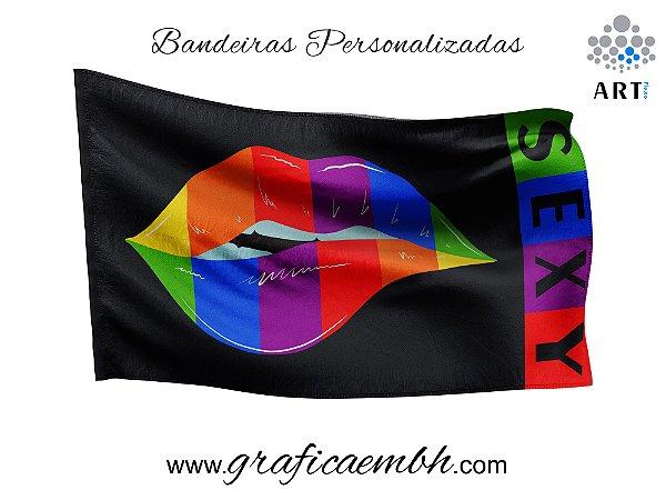 Bandeira Sexy