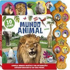 Livro - Supersons Classicos Abas: Mundo Animal