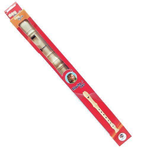 Flauta Doce - ABS