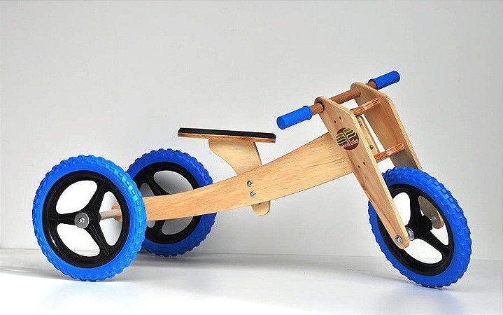 Wood Bike Kid 03 em 1