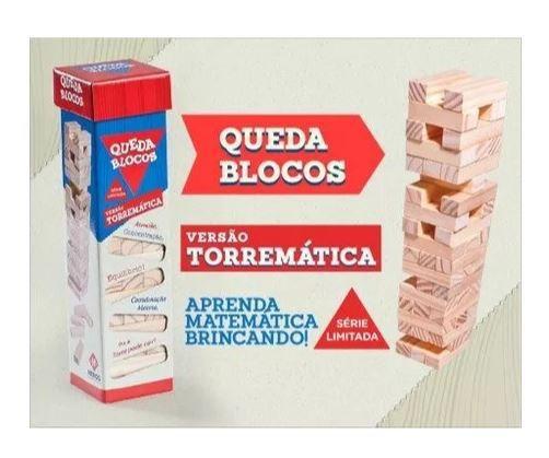 Queda Blocos Torremática-Madeira-Hergg
