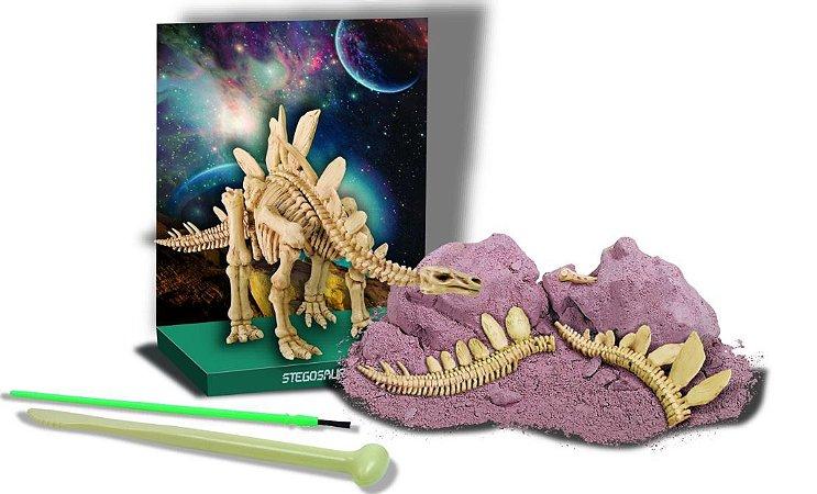 Kit de Escavação - Estegossauro