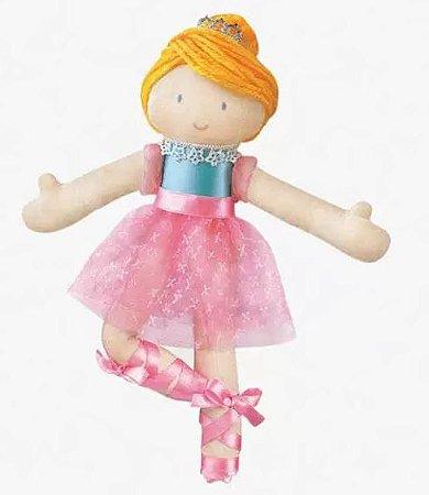 Kit Boneca Bailarina