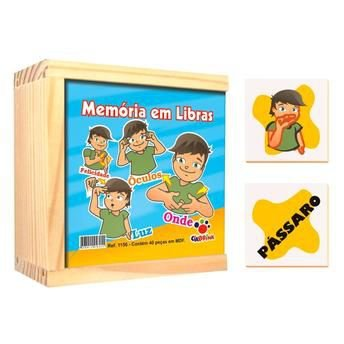 Memoria libras