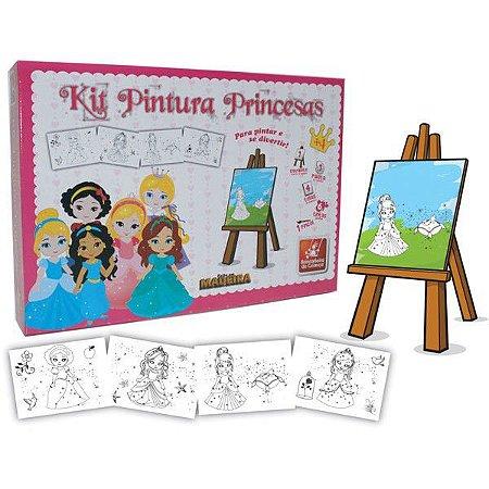 Kit de Pintura Princesas Baby