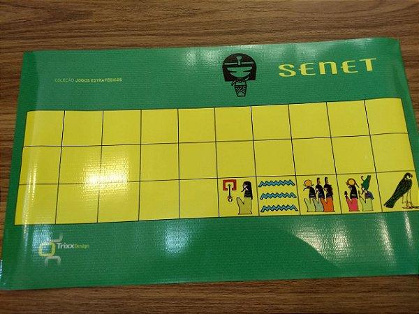 SENET - Jogo Estratégico